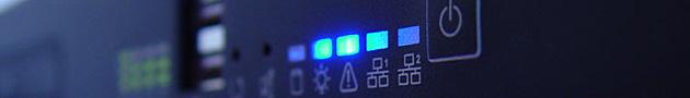 Los servidores de internet administrados vigilan por la seguridad de la información que almacenan