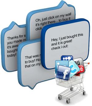 La venta social empieza a despuntarse en Internet