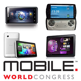 7 novedades en el Mobile World Congress 2011 de Barcelona