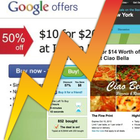 Google Offers vs Groupon. El negocio de los cupones virtuales.
