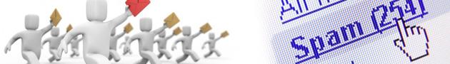 Es muy importante medir nuestros pasos a la hora de realizar una campaña de email marketing con el fin de no acabar siendo SPAM.
