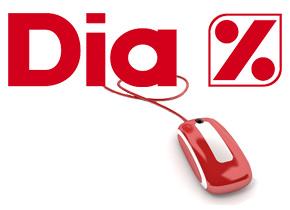 Dia, la filial low cost de Carrefour, piensa en la venta por Internet