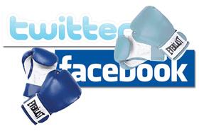 ¿Twitter o Facebook, qué escojo para mi publicidad en Internet?