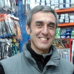 Carlos Prieto - Ferreterías Ferrogal