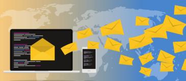 Campaña de email marketing promocional para eventos