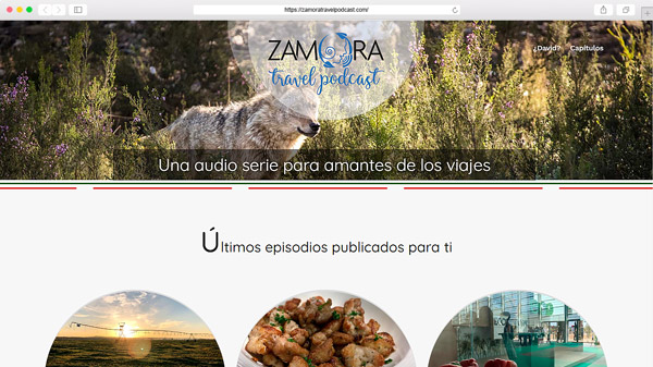 Zamora Travel Podcast