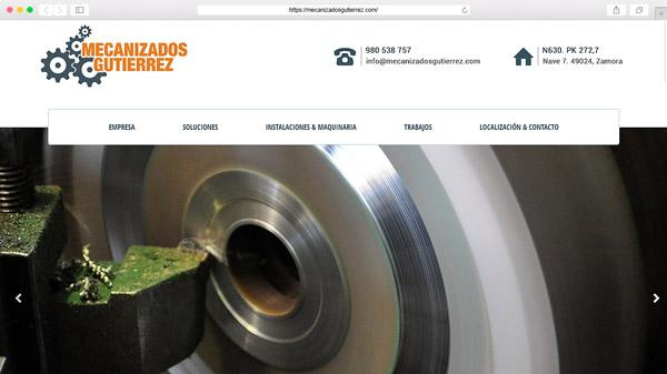 Mecanizados Gutiérrez